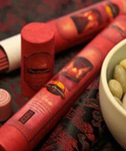 Five elements incense